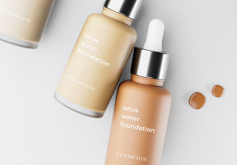Make-up foundation Dermedis