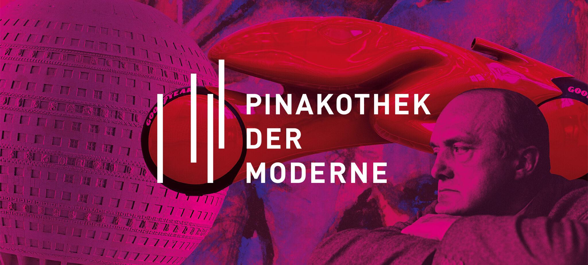 Pinakothek der Moderne Logo