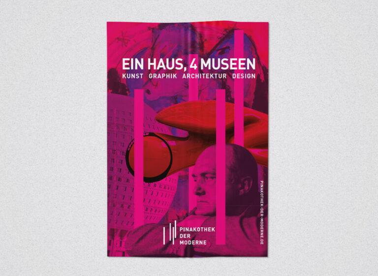 Pinakothek der Moderne Heft