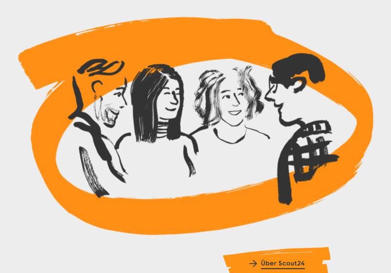 Illustration: Gruppendiskussion